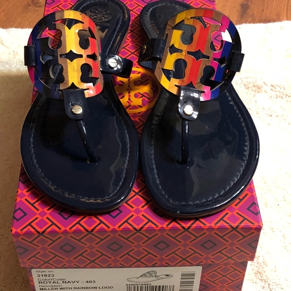 0a48ddf9818c0 Tory Burch Colorful Miller Sandal. M 5a98c3278df470038c678297. Other Shoes  you may like